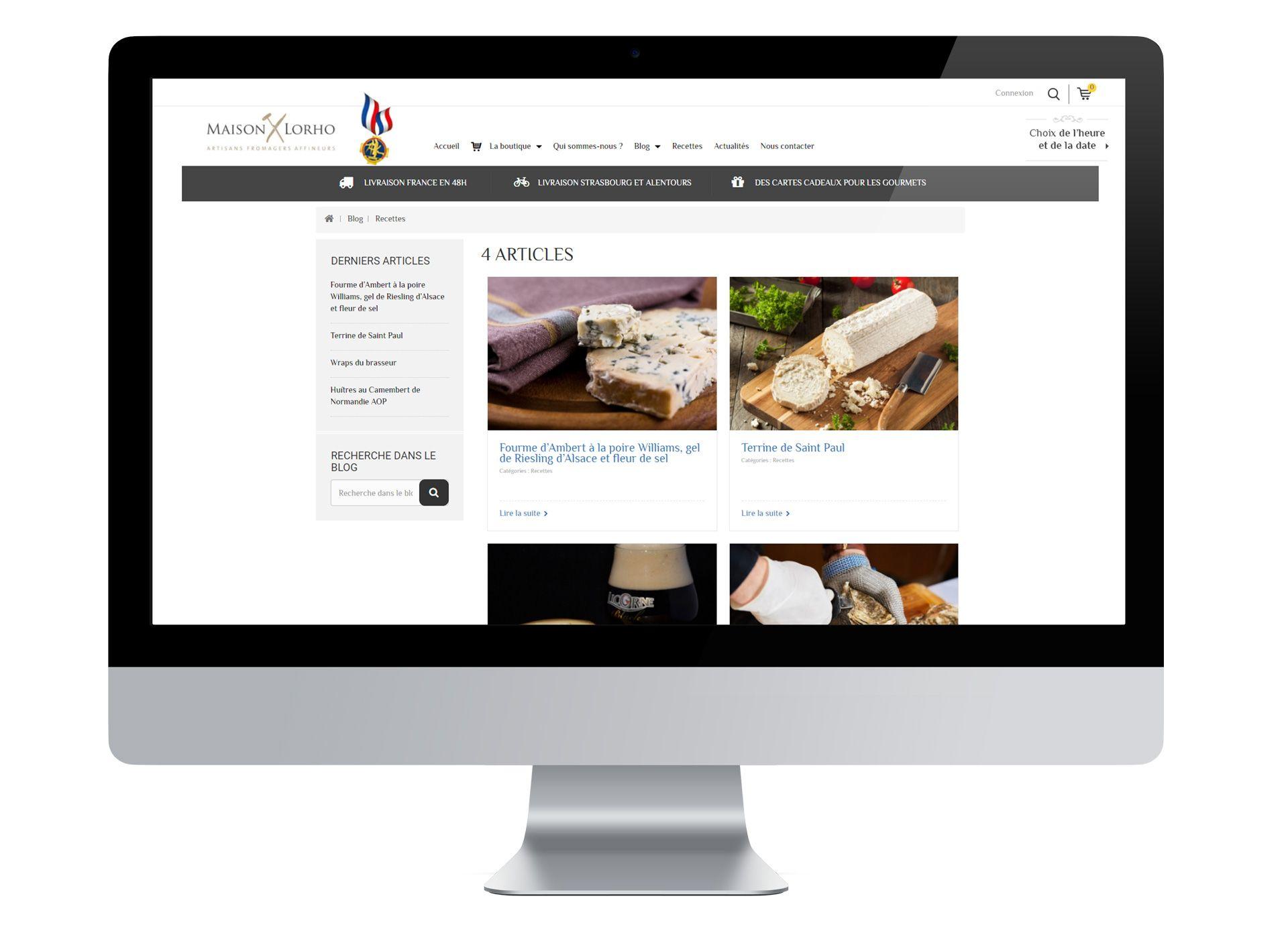 Maison Lorho Blog