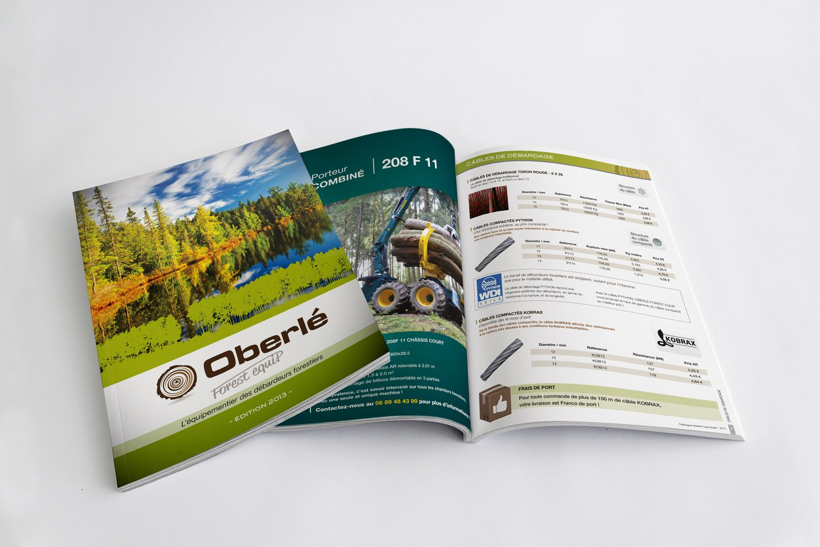 Oberle catalogue 2013