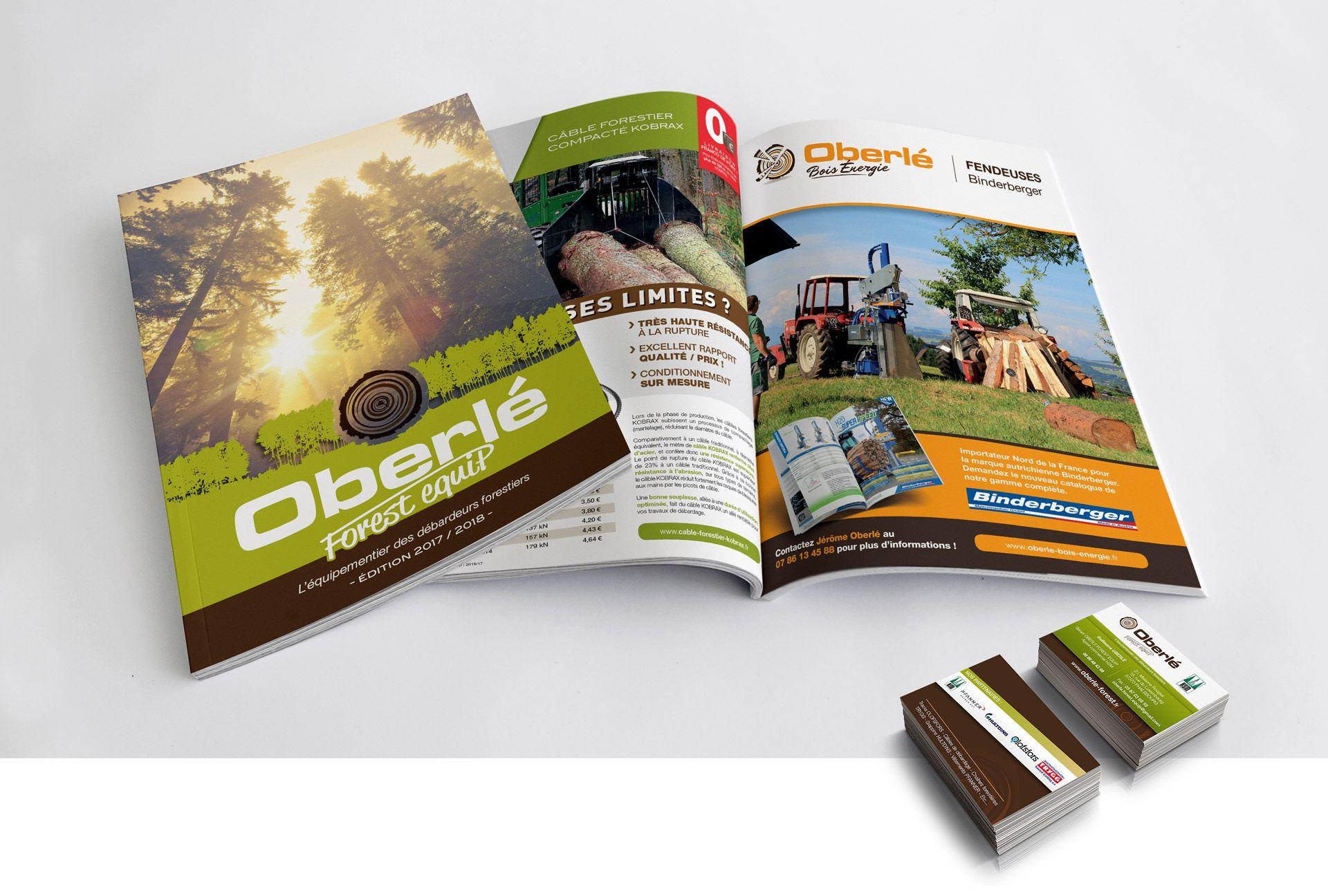 Oberle catalogue 2017
