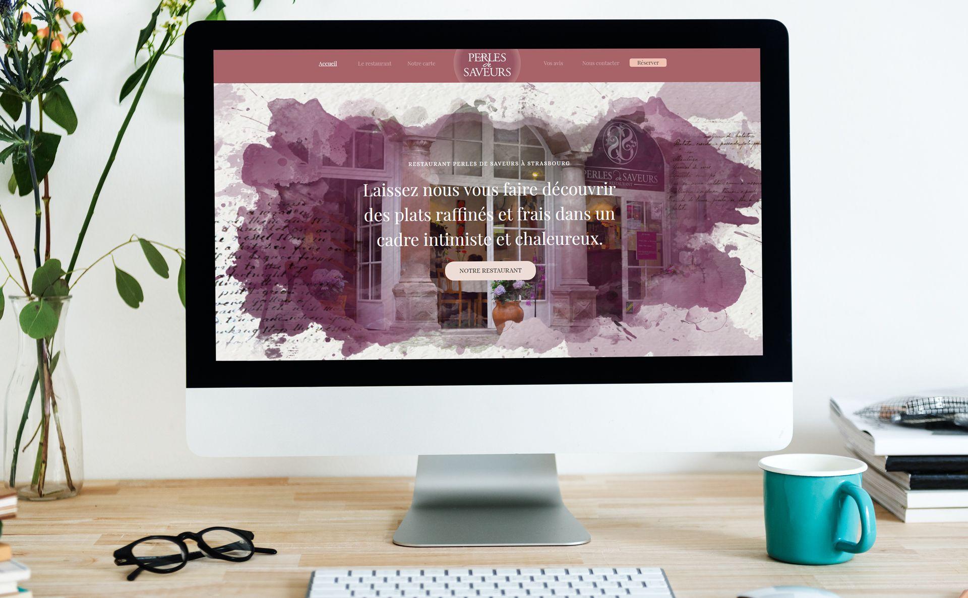 Site web 2019 Perles de Saveurs