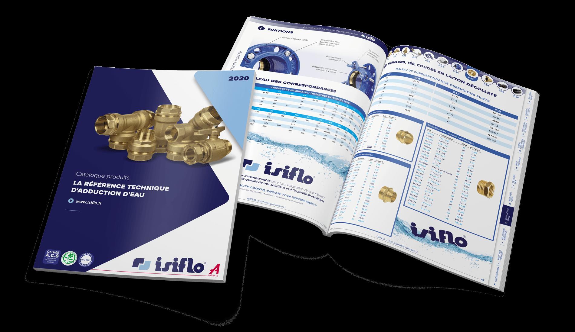 Isiflo catalogue ed 2020