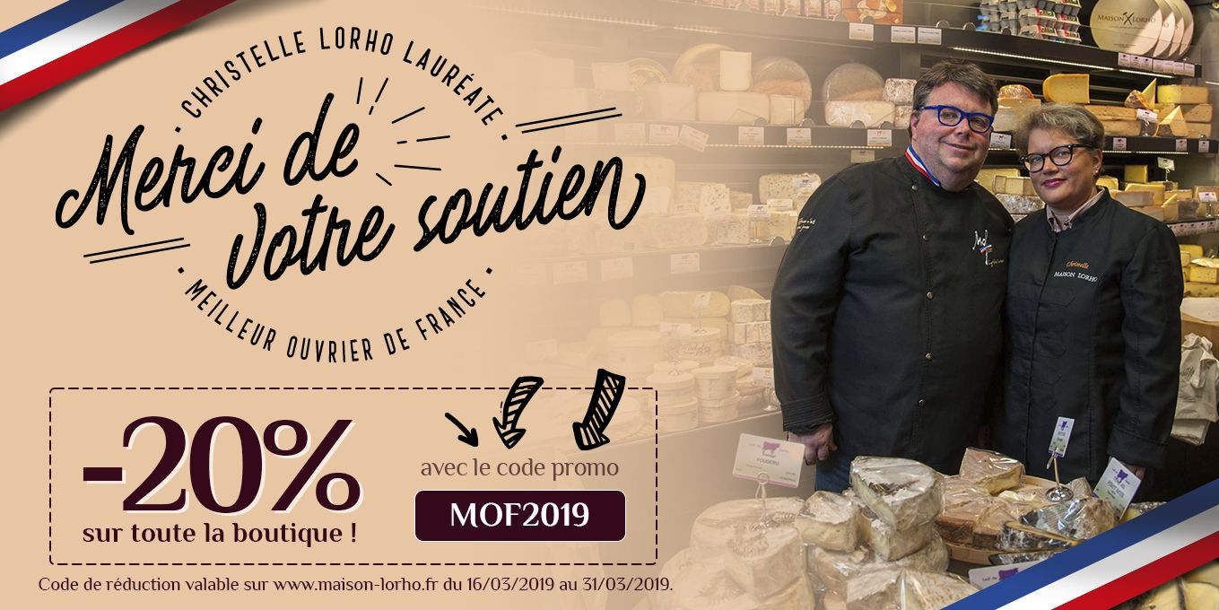 Maison Lorho banner MOF