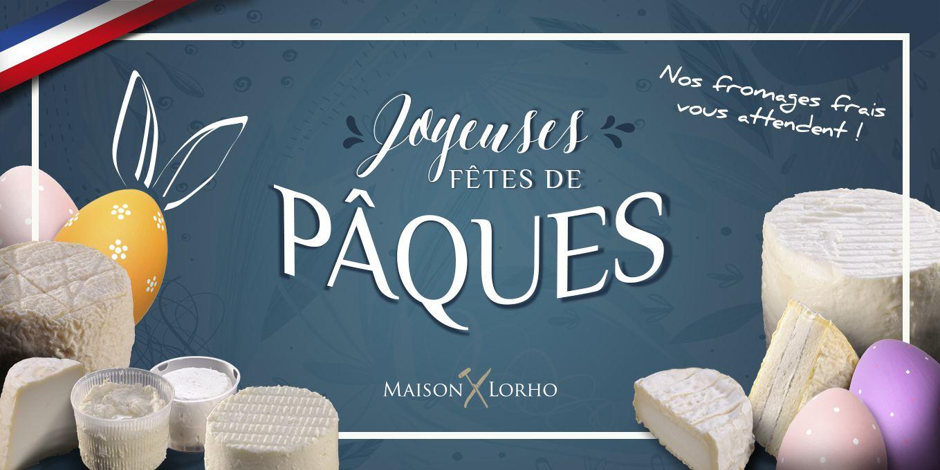Maison Lorho banner Facebook Pâques