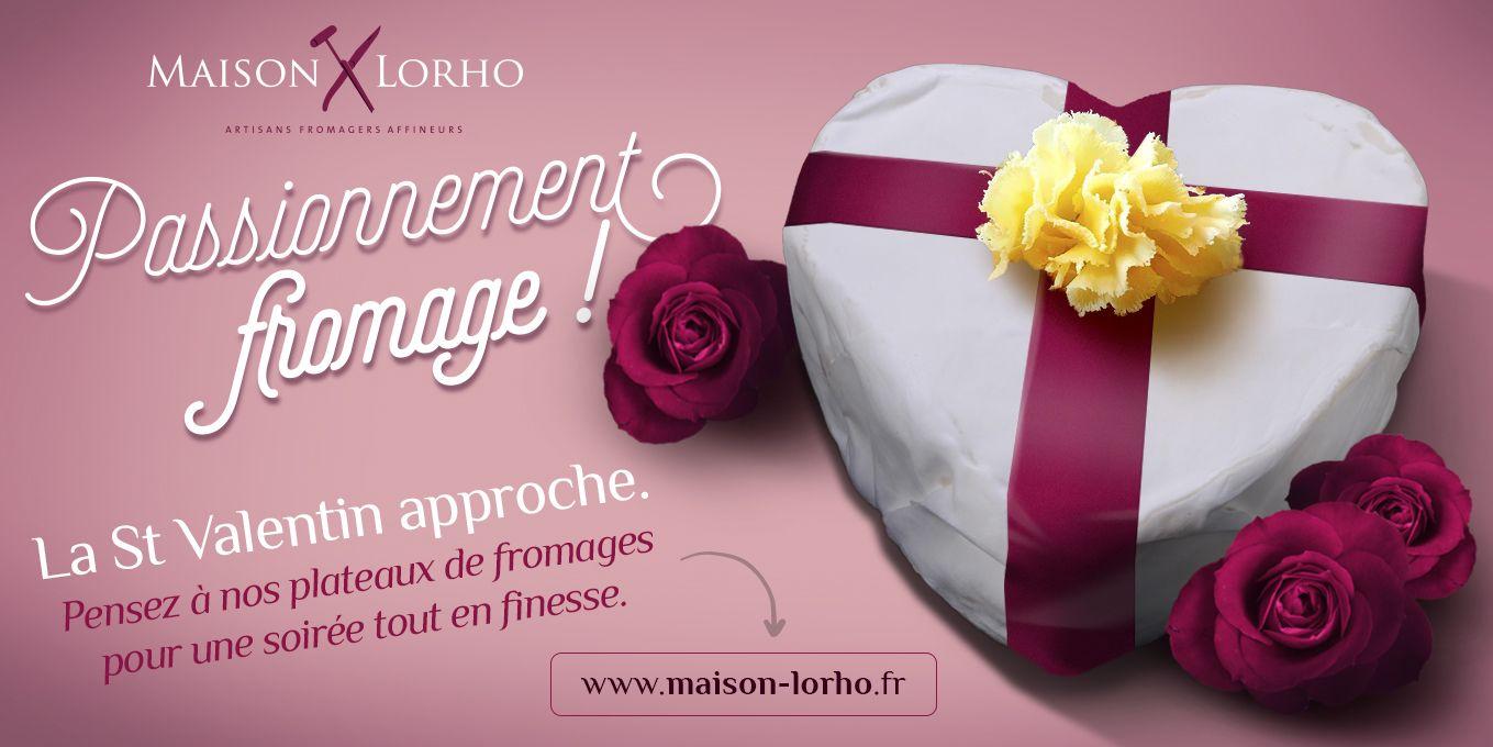 Maison Lorho banner Saint Valentin