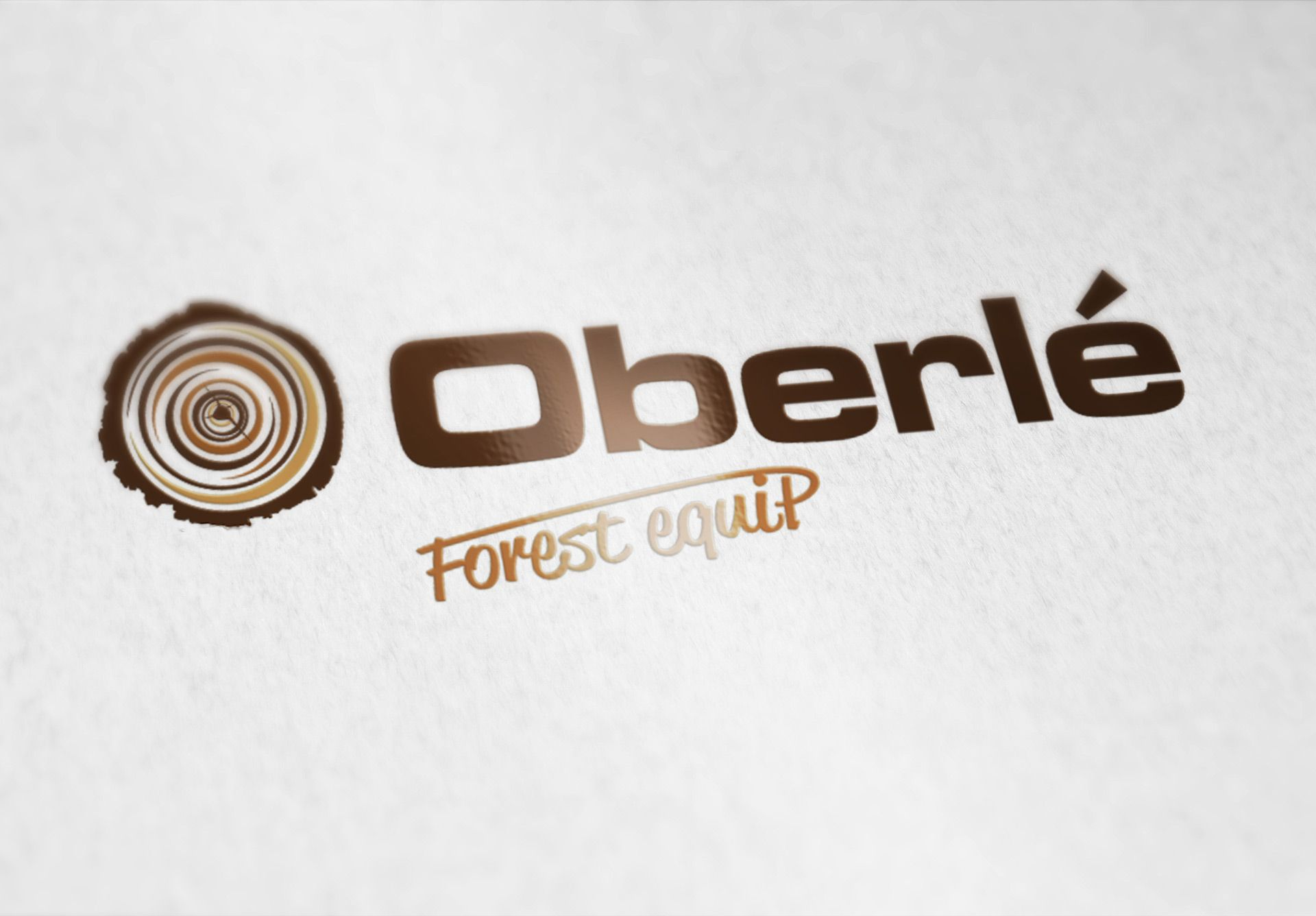 Logo Oberle Forest Equip