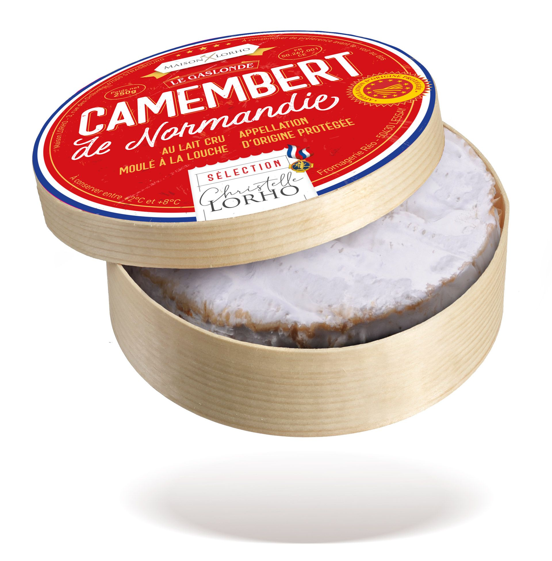 Packaging-Camembert-simulation